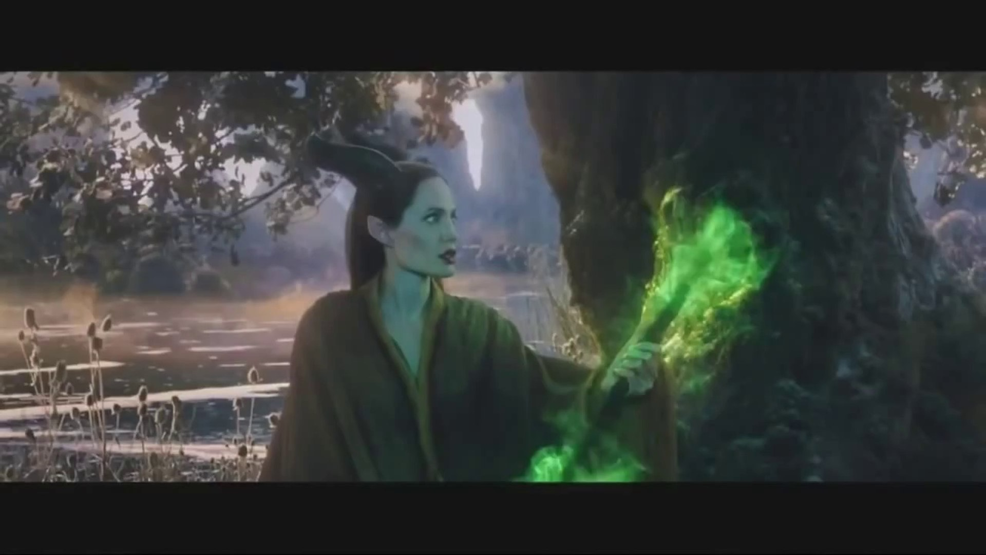 Maleficent Official Trailer 2 2014 Angelina Jolie Hd 720p