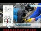 Máy bơm nước thải lẫn bùn 4kw, 6kw, Hòa bình - bơm nước thải hồ thủy điện 11kw