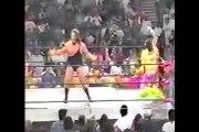 Road 2 Halloween Havoc 95 The Giant vs Hulk Hogan Storyline Part 16