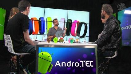 AndroTEC 022: Wiko Wax, test du Huawei Ascend P7 & le bien-être fait-il vendre ?