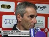 (L2-J38) Laval 0-0 Metz, réaction de D.Zanko