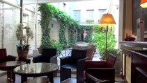 L'hotel d'Angleterre à Saint-Germain-des-Prés