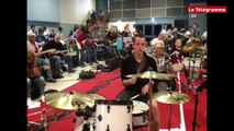 Lorient. Répétitions pour le plus grand groupe de rock du monde