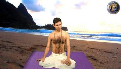 Sheetali pranayaam