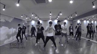 Sub espanol dance EXO Dubstep