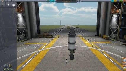 Galaxy Quest - Ep.1 : Pleins gaz - Tutoventure Kerbal Space Program par Fanta