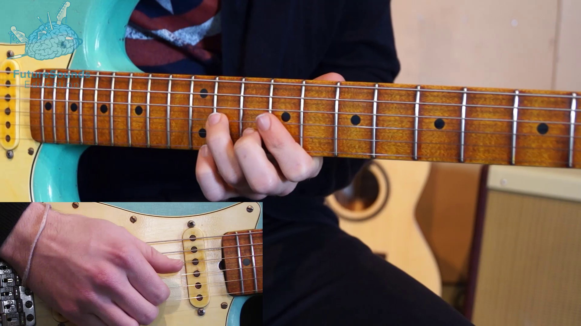 Paolo Nutini Scream (Funk Your Life Up) Guitar Tutorial