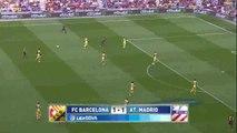 FC Barcelona 1 Atlético de Madrid 1