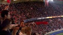 But LUCAS (49ème) - Paris Saint-Germain - Montpellier Hérault SC - (4-0) - 17/05/14 - (PSG-MHSC)