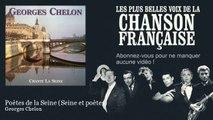 Georges Chelon - Poètes de la Seine (Seine et poètes)