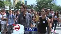 Sabe ou Não Sabe na Paulista 16/05