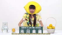 [TEPPEN] 37th Sousenkyo Appeal - Ichikawa Miori