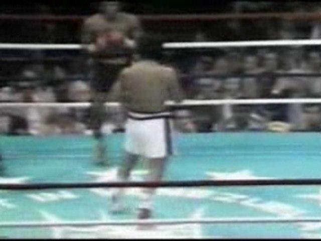"""The No Màs fight"" Duran Vs Leonard 2"