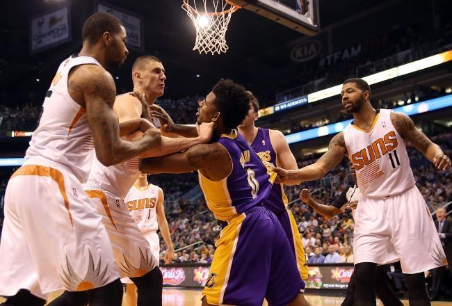 NBA FIGHTS 2014 ᴴᴰ