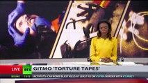 Force-Feeding Footage: Gitmo detainees fight destruction of video evidence
