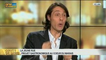La Jeune Rue: le projet gastronomique au cœur du Marais, dans Goûts de luxe Paris – 18/05 4/8