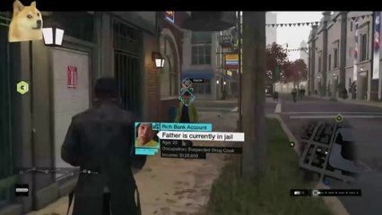 Watch_Dogs Leaked Gameplay