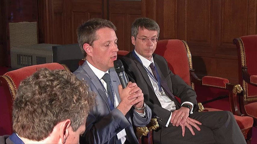 """Reynald Chapuis, """"Big Data & Emploi """" à la Conférence de Paris"""