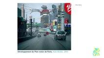 Petites Leçons de Ville 2014 - L'art réinvente la ville, Rétrotypes par Alain Bublex