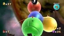 Super Mario Galaxy - Forteresse rocheuse - Étoile 2 : L'infiltration de la forteresse