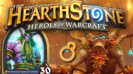 German Let's Play: Hearthstone Heroes of Warcraft, Druide, Part 8