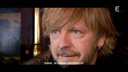Renaud: un hommage bien orchestré
