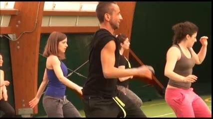 Abruzzo Fitness: si rinasce dallo sport