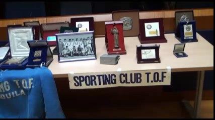 """Lo """"Sporting Club Tof """"compie 50 anni, in tanti festeggiano al Sericchi"""