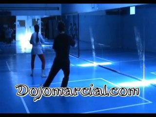 Tai Chi Chuan - Danza de los 21 movimientos - Danse des 21 mouvements - 21 movements