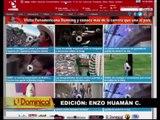 """Los 41 años de """"24 Horas"""", el decano de los noticieros televisivos del Perú (2/2)"""