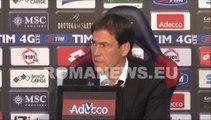 Conferenza stampa Garcia post Genoa-Roma