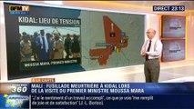 Harold à la carte: Mali: de violents affrontements entre les soldats maliens et les séparatistes touaregs à Kidal - 18/05