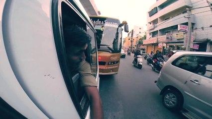 KKR SMASH SRH! | Inside KKR Ep 29 | Join the VIP convoy back to the KKR hotel of celebrations