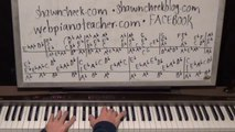 Piano Lesson Female Singer Songwriter Of The Century Piano Lesson - Lesson 62