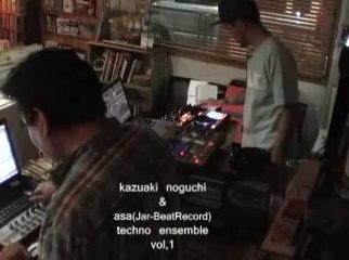 kazuaki noguchi&asa techno ensemble