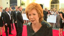 TV Baftas red carpet round-up