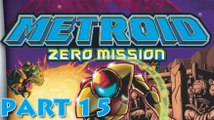 "German Let's Play: Metroid Zero Mission, Part 15, ""Mother Brain, die alte Nudel"""