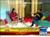 Faisal Qureshi sharing his feelings about her daughter ayat and how to grom childrens