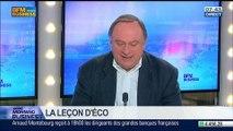 Jean-Marc Daniel: Le rapprochement entre l'actuelle séquence Valls et la séquence Mitterrand en 1983 – 19/05