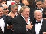 Gérard Depardieu et son film sur DSK  font de l'ombre au Festival de Cannes - 19/05