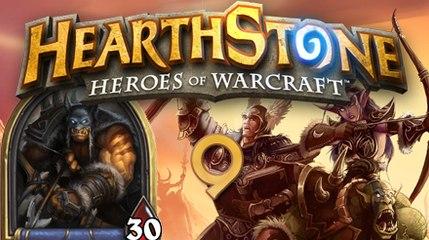 German Let's Play: Hearthstone Heroes of Warcraft, Jäger, Part 9