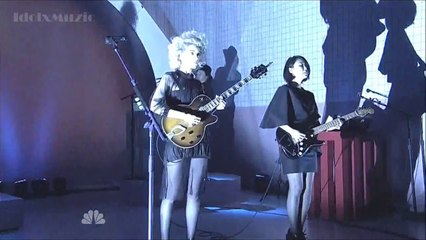 St. Vincent - Birth In Reverse - SNL