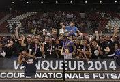 Finale Coupe Nationale Futsal : KB United-Cannes en intégralité (5-2)