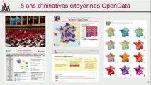 Benjamin Ooghe-Tabanou pour Regards Citoyens à la Conférence de Paris