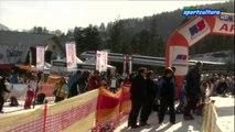 32° edizione del Pinocchio sugli Sci 2014 slalom gigante categoria baby 2