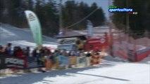 32° edizione del Pinocchio sugli sci slalom Gigante categoria baby 1