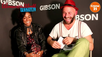 Backstage Interview Lary by WOTW Festival & Creme21
