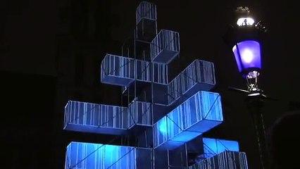 VISITBRUSSELS: Abies Electronicus Brussels - Winterwonders