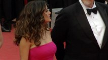 Salma Hayek defends Cannes protest