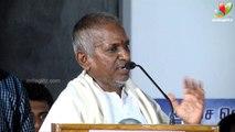 """Music should not incite violence""-Ilaiyaraja | Porkalathil Oru Poo Tamil Movie Audio Launch | Vivek"